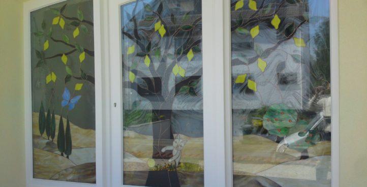 Fenstern und Haustüren